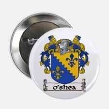 """O'Shea Coat of Arms 2.25"""" Button (10 pack)"""