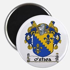 "O'Shea Coat of Arms 2.25"" Magnet (10 pack)"
