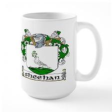 Sheehan Coat of Arms Mug
