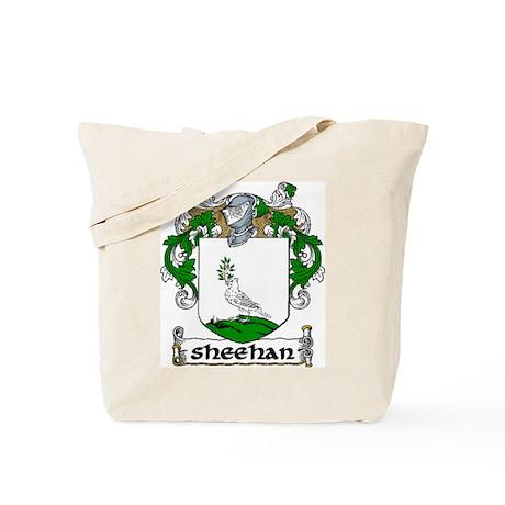 Sheehan Coat of Arms Tote Bag