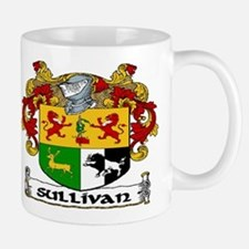 Sullivan Coat of Arms Mug