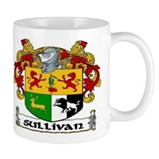 Sullivan Coat of Arms Coffee Mug