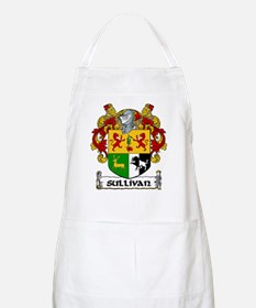 Sullivan Coat of Arms Apron