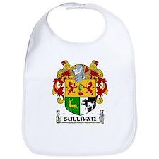 Sullivan Coat of Arms Bib