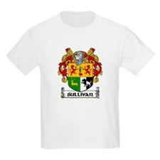 Sullivan Coat of Arms Kids T-Shirt