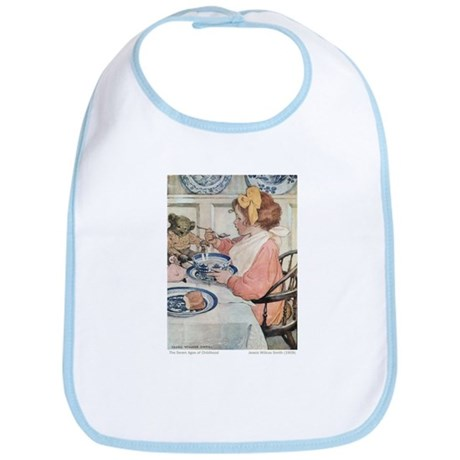 Smith's Ages of Childhood Bib