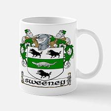 Sweeney Coat of Arms Mug