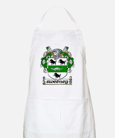 Sweeney Coat of Arms Apron