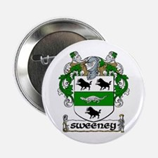 """Sweeney Coat of Arms 2.25"""" Button (10 pack)"""