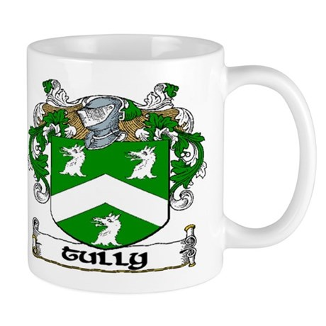Tully Coat of Arms Mug