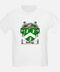 Tully Coat of Arms Kids T-Shirt