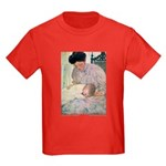 Smith's Ages of Childhood Kids Dark T-Shirt