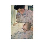 Smith's Ages of Childhood Rectangle Magnet (10 pac
