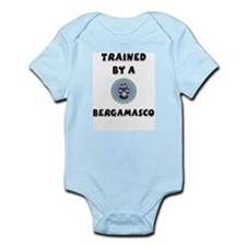 Trained by a Bergamasco Infant Creeper