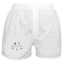 Elizabethosaurus Boxer Shorts