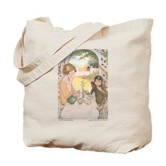 Smith's Beauty and the Beast Tote Bag