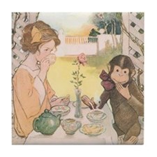 Smith's Beauty and the Beast Tile Coaster