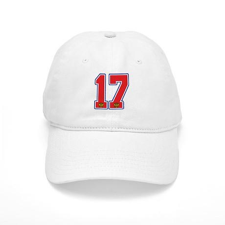 RU Russia Hockey 17 Cap