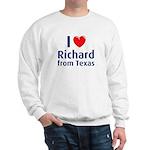 "Eat Pray Love ""Richard From Texas"" - Sweatshirt"