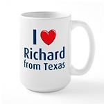 "Eat Pray Love ""Richard From Texas"" - Mug"