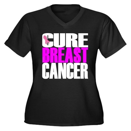 Cure Breast Cancer -- Breast Cancer Awareness Wome