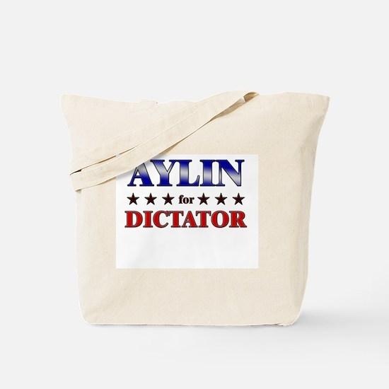 AYLIN for dictator Tote Bag