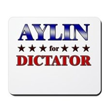 AYLIN for dictator Mousepad