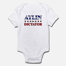 AYLIN for dictator Infant Bodysuit