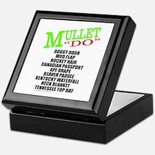 MULLET Keepsake Box