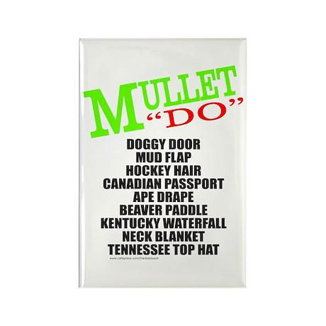 MULLET Rectangle Magnet (100 pack)