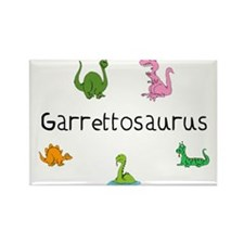 Garrettosaurus Rectangle Magnet