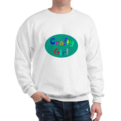 Crafty Girl Sweatshirt