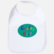 Crafty Girl Bib