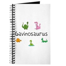 Gavinosaurus Journal