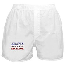 AYANA for dictator Boxer Shorts