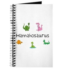 Hannahosaurus Journal