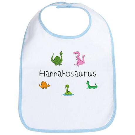 Hannahosaurus Bib