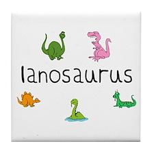 Ianosaurus Tile Coaster