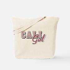 Cali Girl Tote Bag