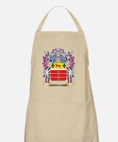 Woodward Coat of Arms - Family Crest Apron