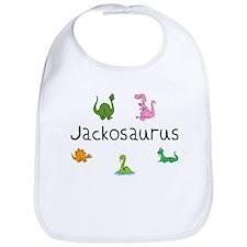 Jackosaurus Bib