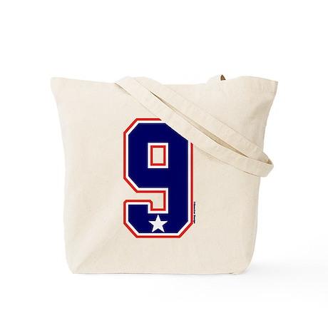 US(USA) United States Hockey 9 Tote Bag