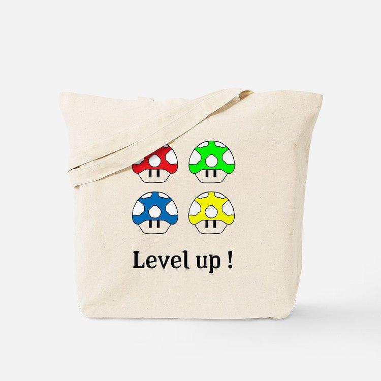 Cute Mario Tote Bag