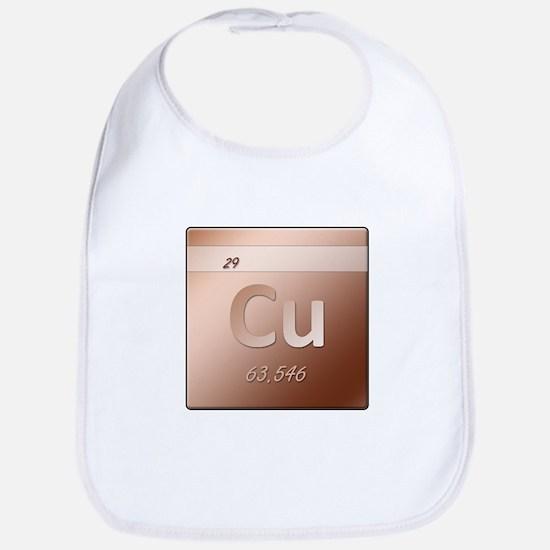 Copper (Cu) Bib