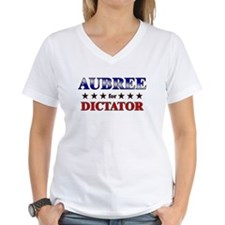 AUBREE for dictator Shirt