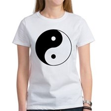 Yin Yang Taijitu Tee