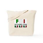 Full-Blooded Italian Tote Bag