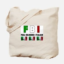 Full-Blooded Italian Tote Bag