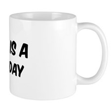 Wrestling everyday Mug