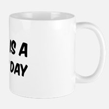 Horseshoes everyday Mug